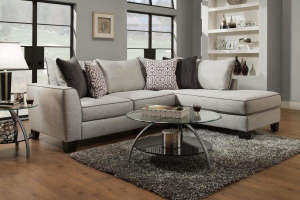 Trounce Mica Sectional