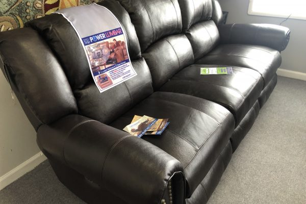 Messina Power Reclining Sofa