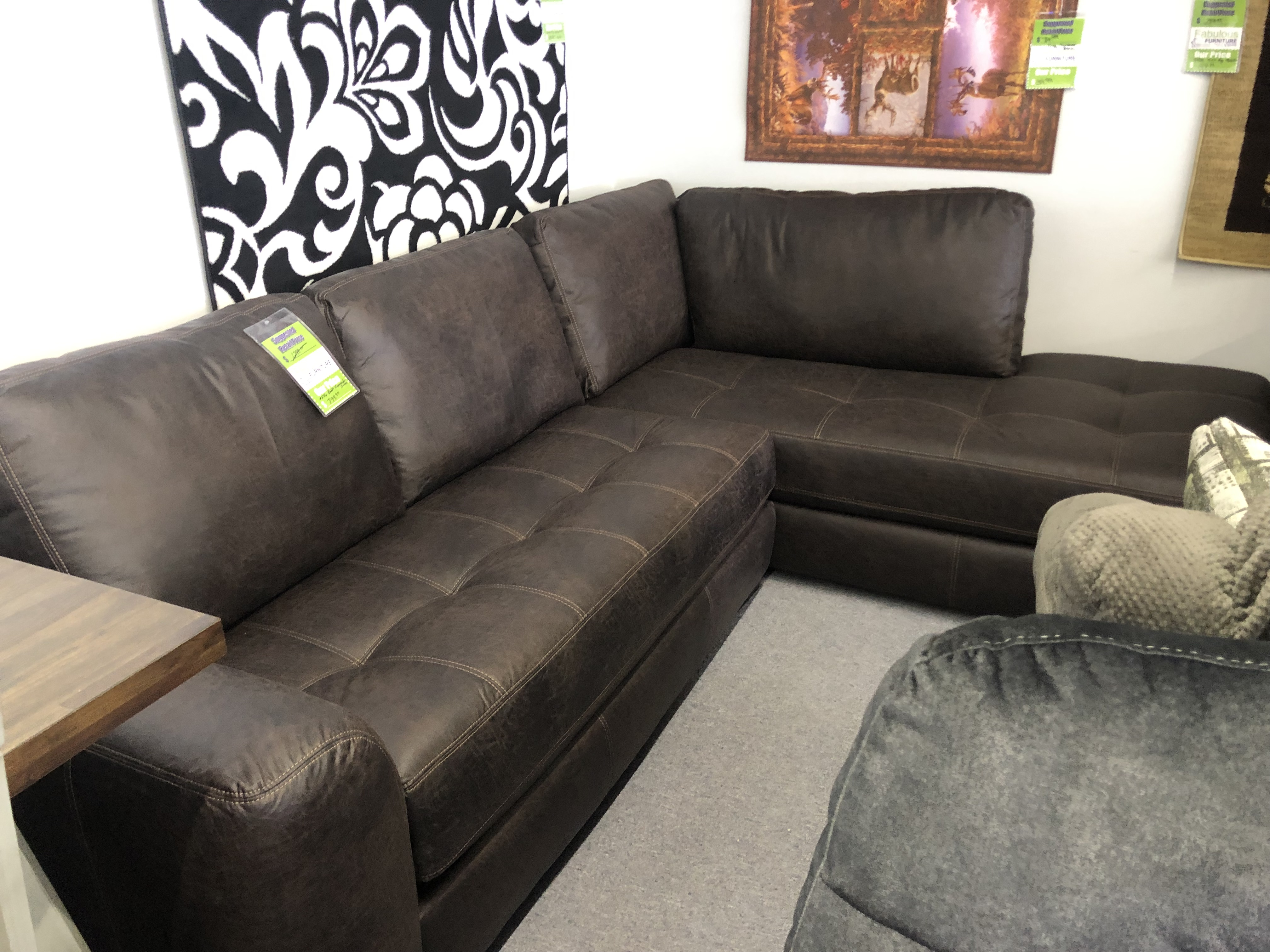Bandit Expresso Sectional