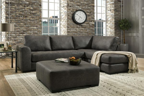 Bandit Smoke Sectional